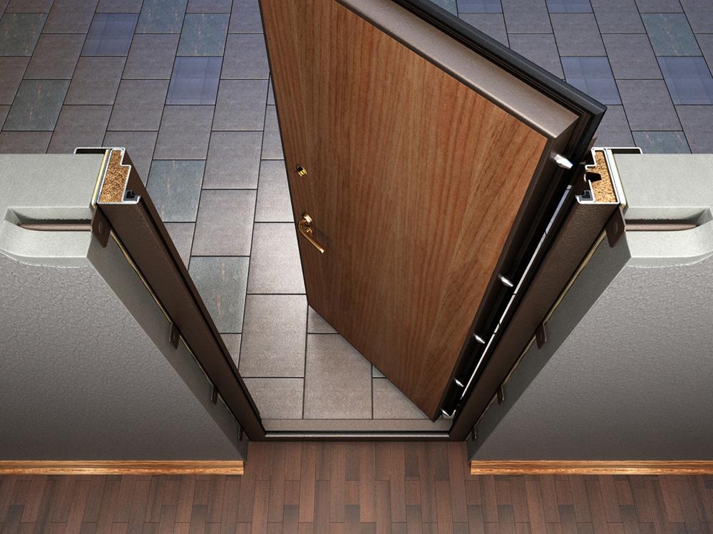 Где купить металлическую входную дверь, которая прослужит годы?
